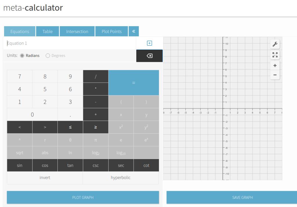 graficador meta-calculator