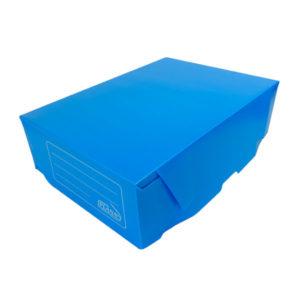 archivar las materias aprobadas en cajas archivadoras