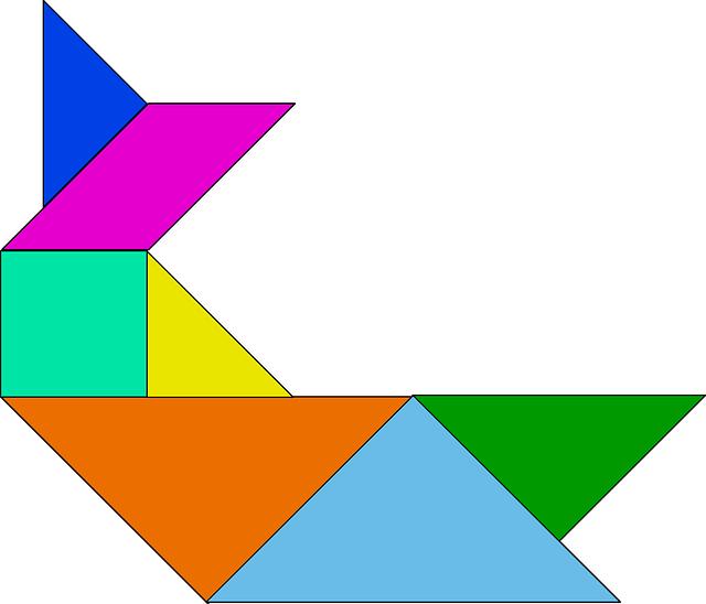 tangram juego de mesa