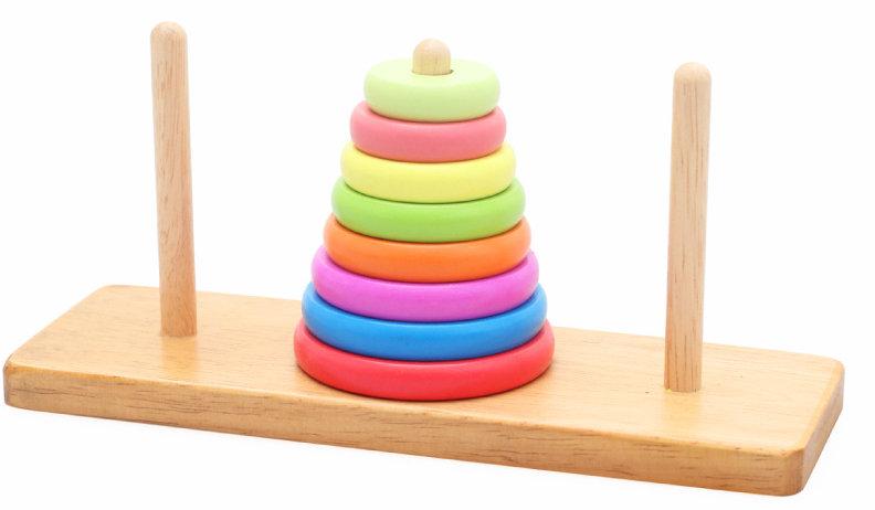 juegos de mesa torre de hanoi