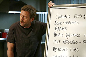 Dr. House y la lluvia de ideas