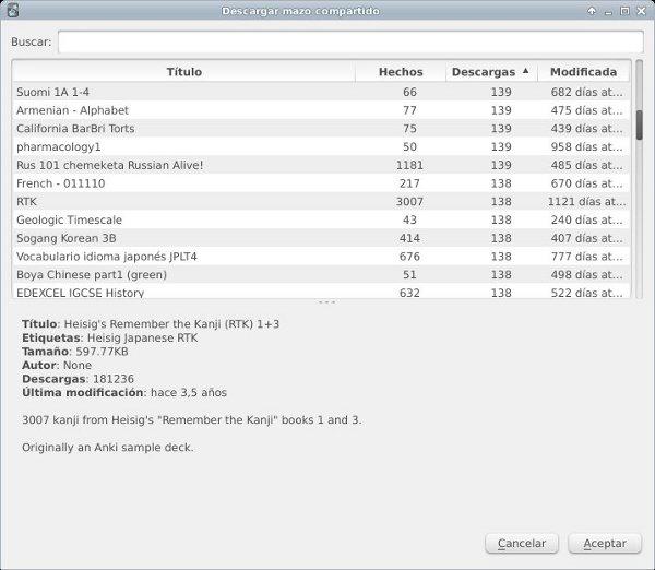 anki software libre memorizar tarjetas