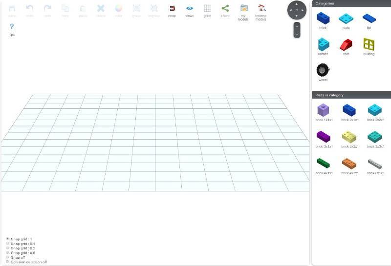 lego builder legos virtuales