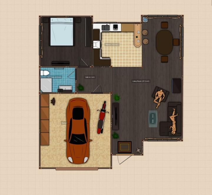 planner5d diseñar planos de arquitectura