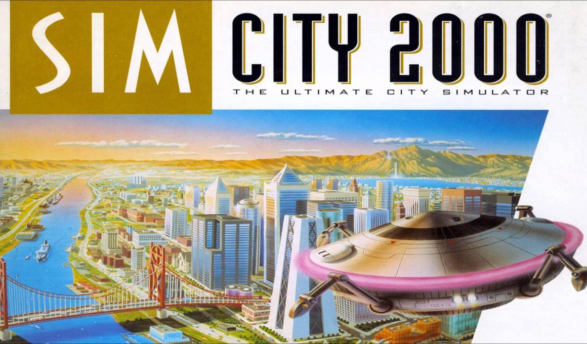 juegos de simulación sim city 2000
