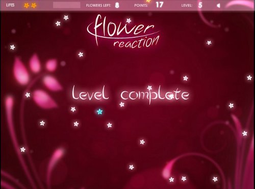 Flower reaction juegos online para desconectarse