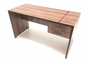 Elegir un escritorio para estudiar - Ancho del escritorio