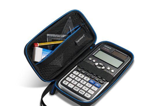 fundas para calculadoras - fundas de cuero