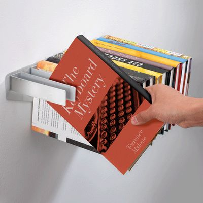 bibliotecas originales creativas invisible