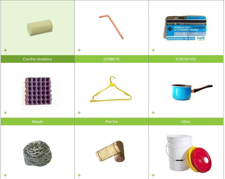 materiales reciclables aprender a reciclar y a separar residuos