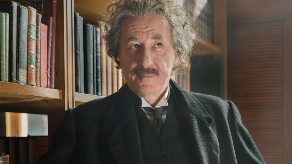 geoffrey rush albert einstein