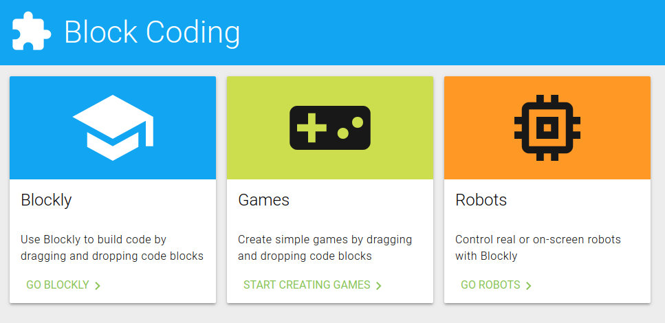 Aprender a programar con Coding with Chrome