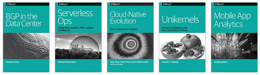 Libros gratis de O'Reilly DevOps
