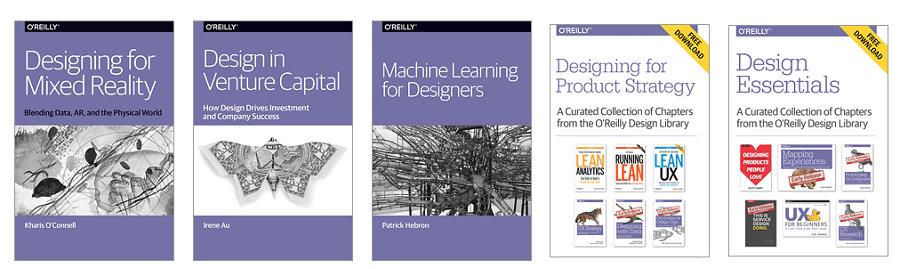 libros gratis de O'Reilly diseño
