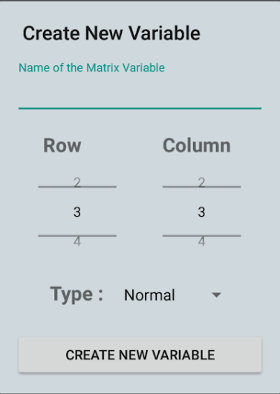 carga de matrices softminds calculadoras de matrices