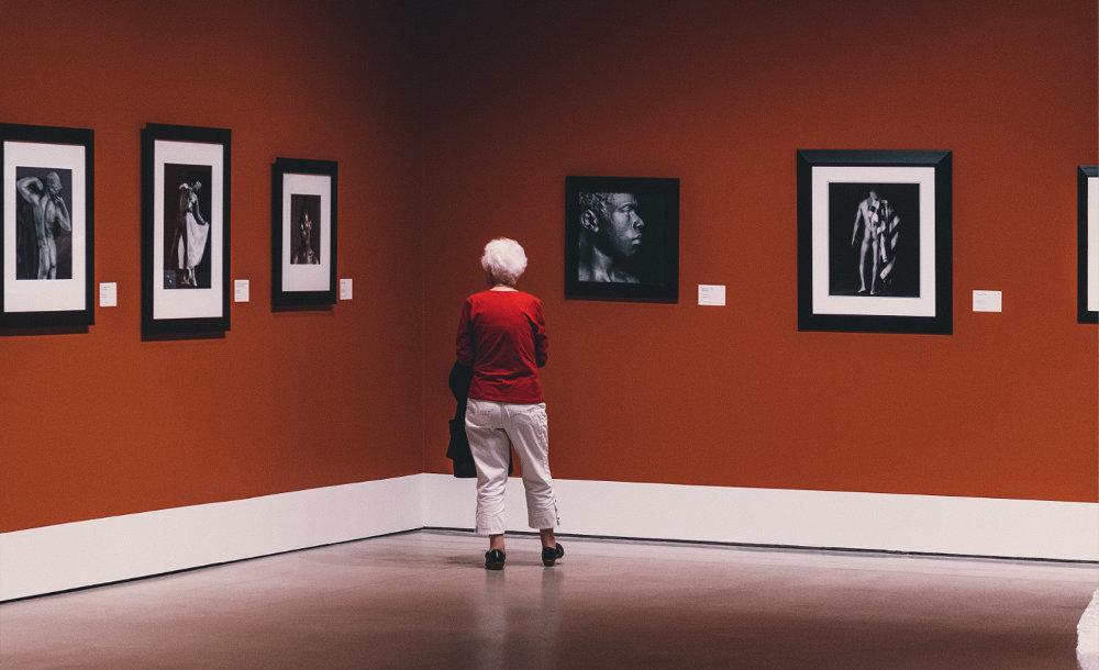 desafios culturales ir a un museo