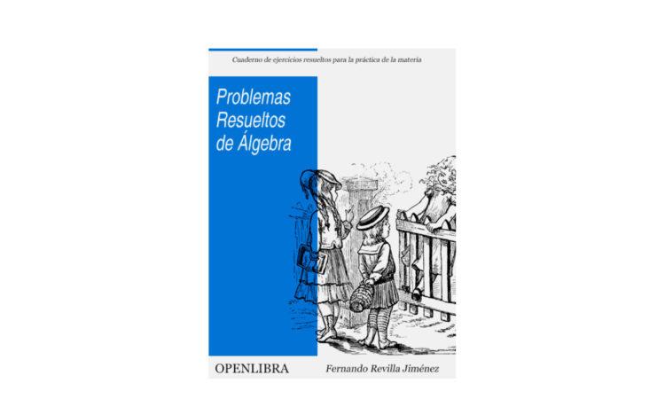 Libro de problemas resueltos de álgebra