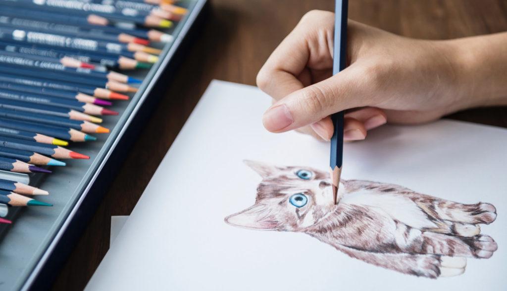 lápices artísticos