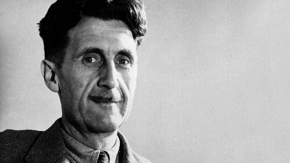 george orwell autor 1984