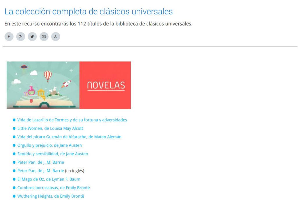 libros clásicos de educ.ar