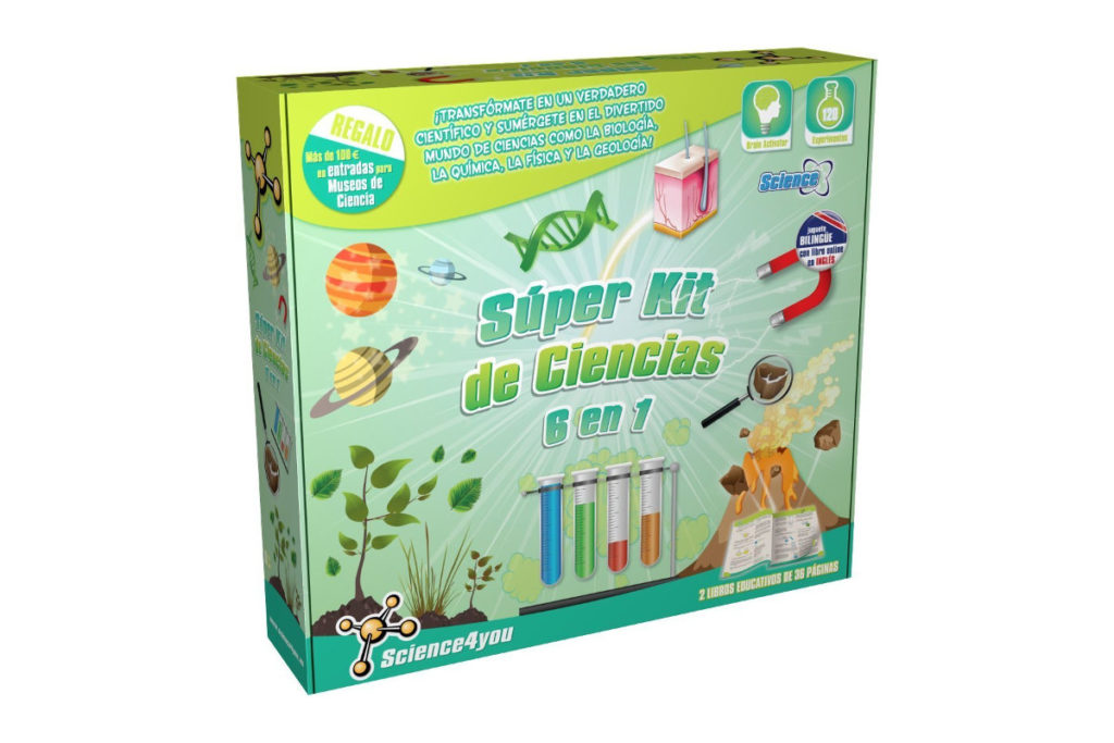 Kit de ciencias