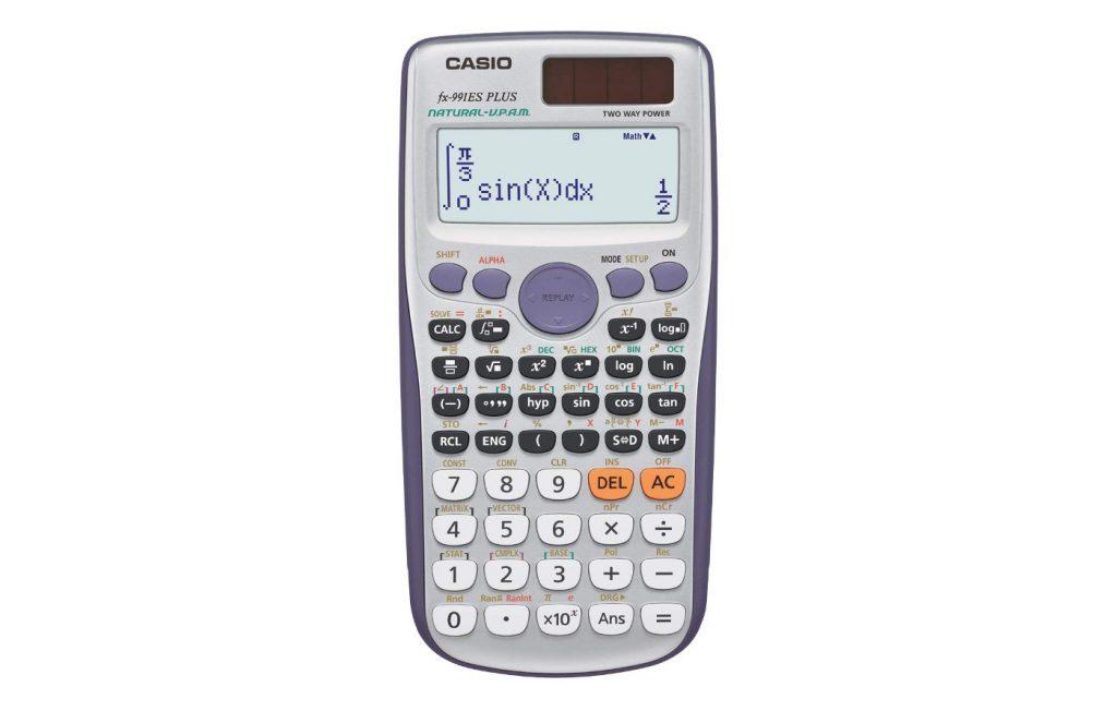 casio fx-991es plus calculadora cientifica