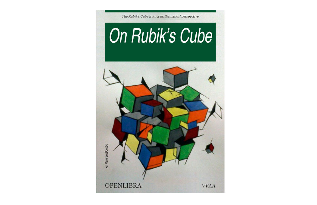 on rubiks cube