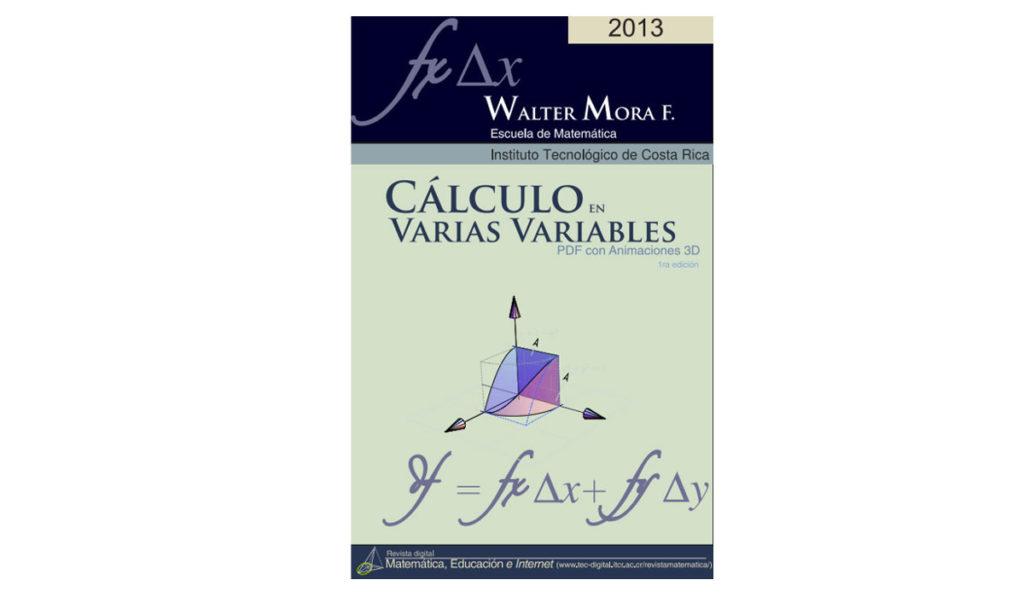 libros gratuitos de matemática universidad facultad análisis matemático cálculo multivariable
