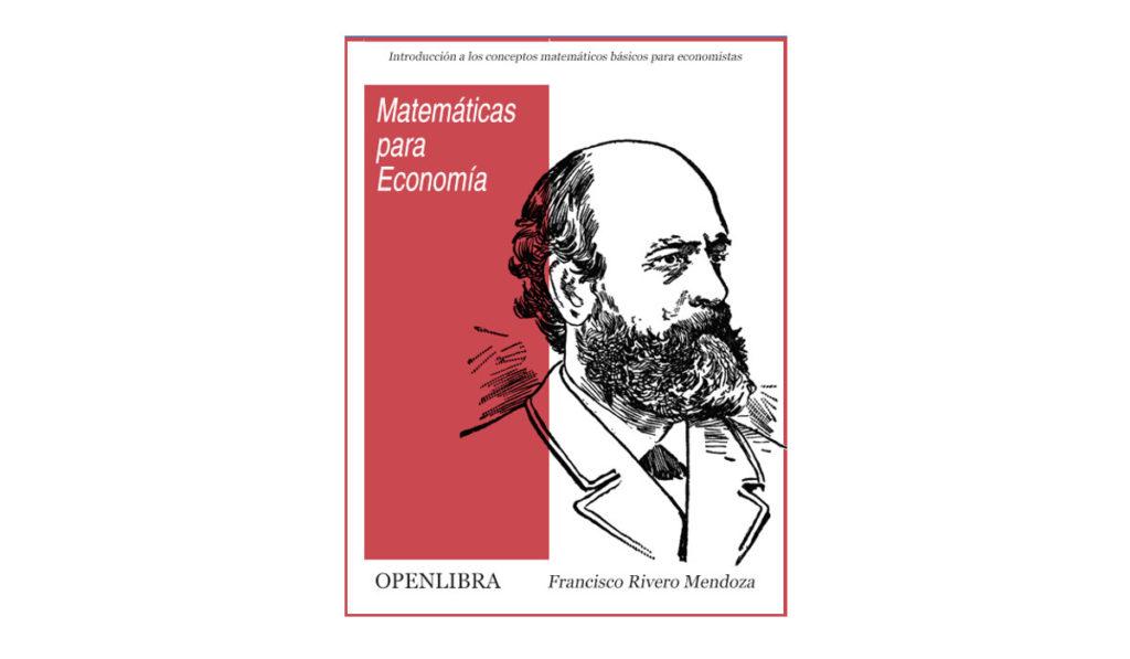 libros gratuitos de matemática álgebra economía