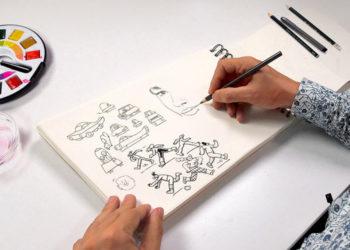 curso online de dibujo