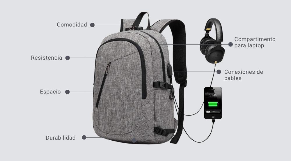 mochilas para la universidad