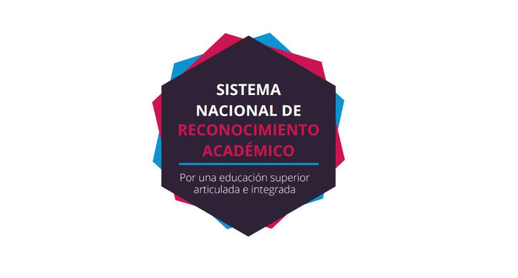 sistema nacional de reconociento académico qué materias te reconocen