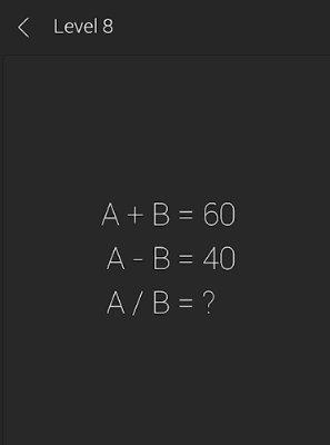 acertijos matemáticos álgebra