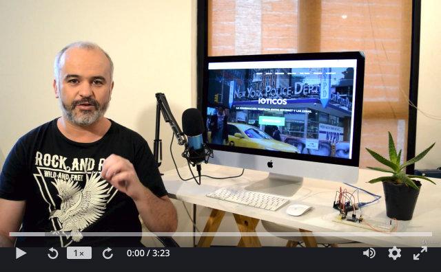 Pablo Luis Sánchez Stahlschmidt curso online de arduino