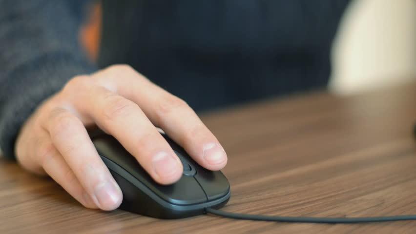 Comodidad del mouse inalámbrico