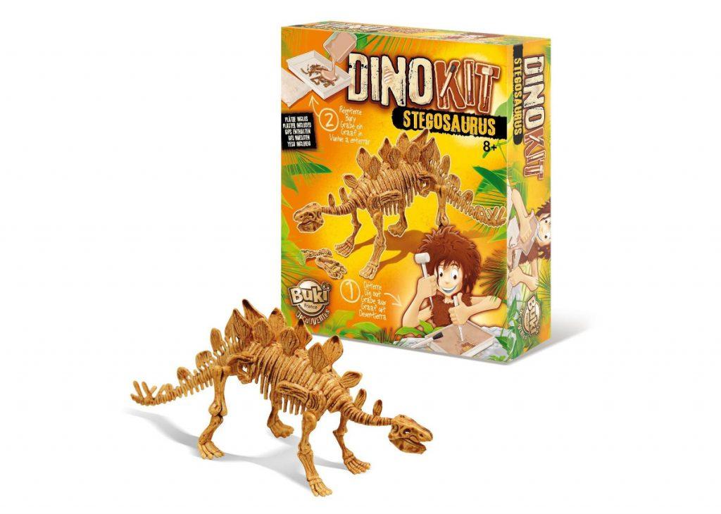 kits de excavación dinosaurios