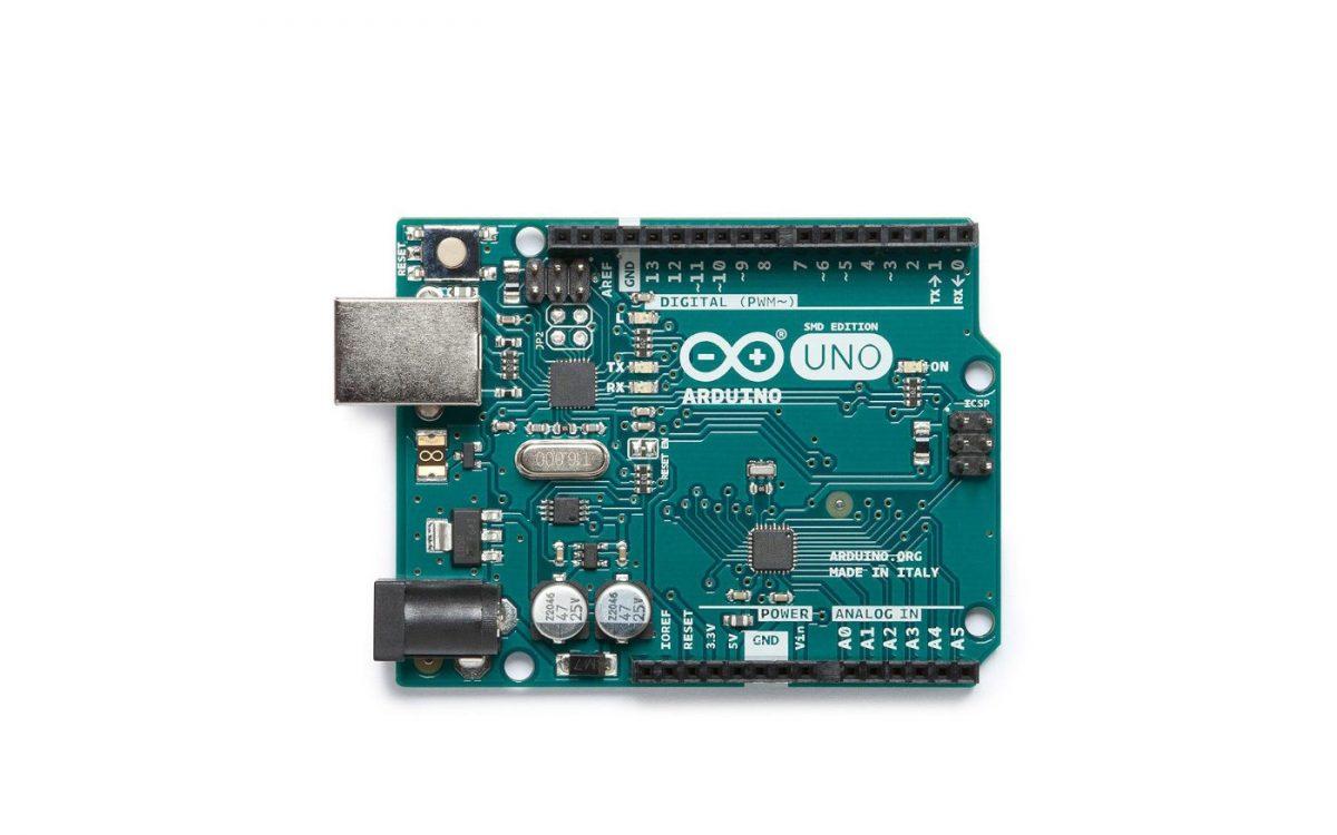 curso online de Arduino