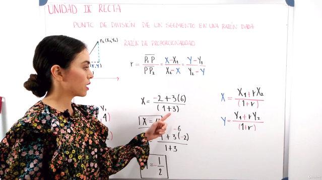 Geometría analítica desde cero cursos online de matemática