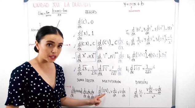 cursos online de matemática Cálculo diferencial e integral