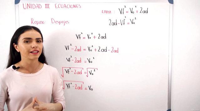 cursos online Álgebra desde cero (Segunda Parte)