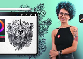 cursos online aprender procreate ipad domestika