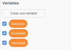 variables péndulo scratch