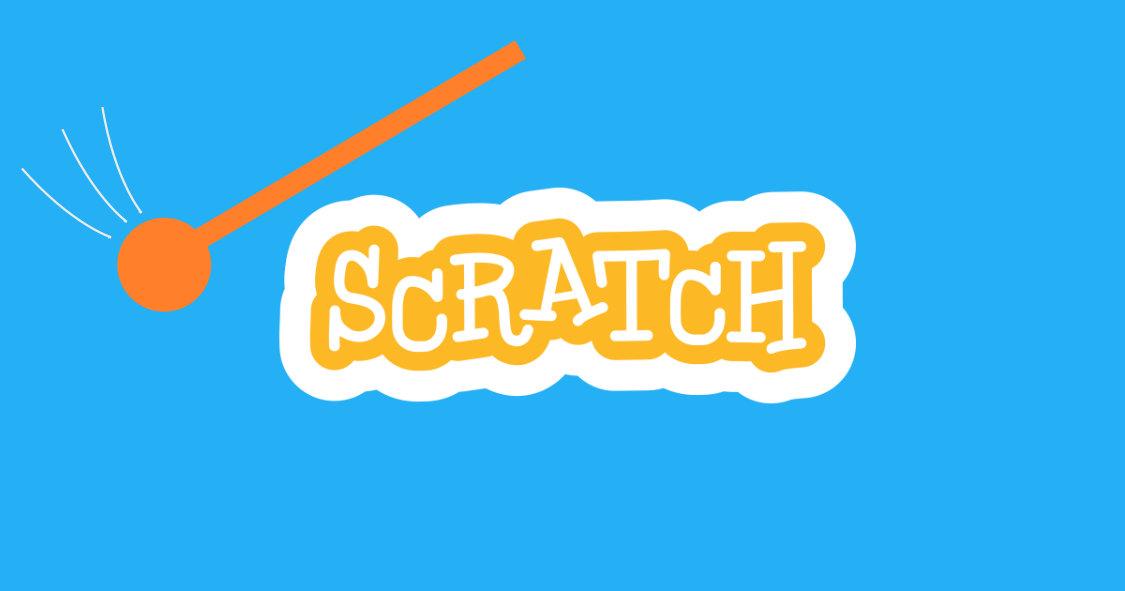 Programar péndulo físico en Scratch