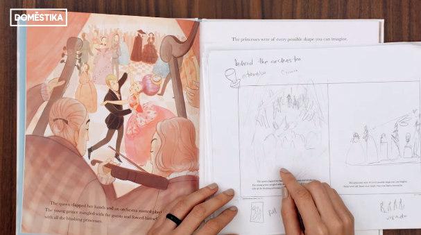 Cómo dibujar un cuento infantil