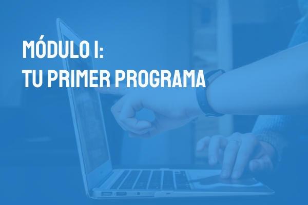 introducción a la programación módulo 1