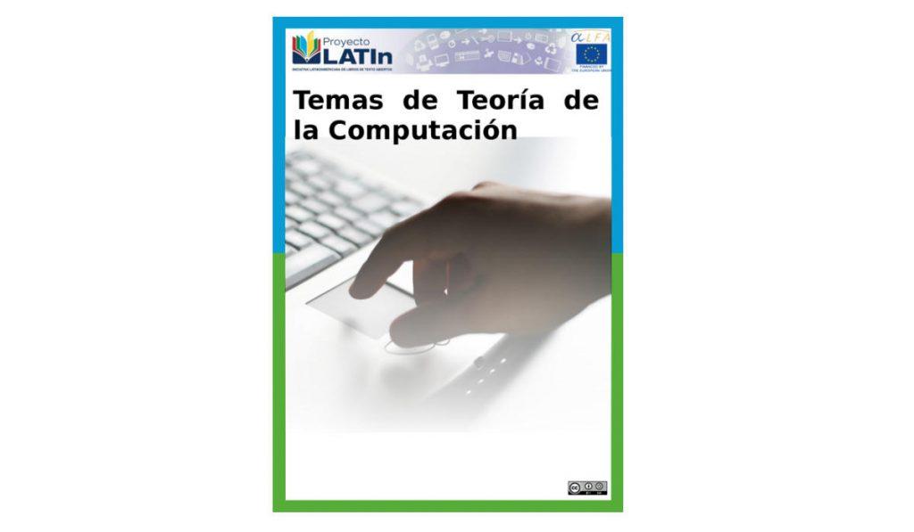 Temas de teoría de la computación