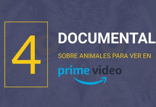 documentales sobre animales prime video