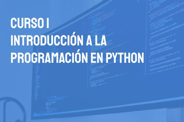 introducción a la programación en python