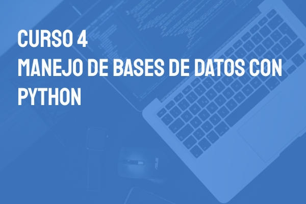 Manejo de bases de datos con Python