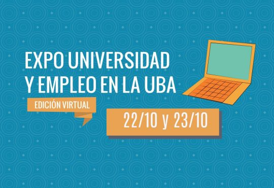 expo universidad y empleo